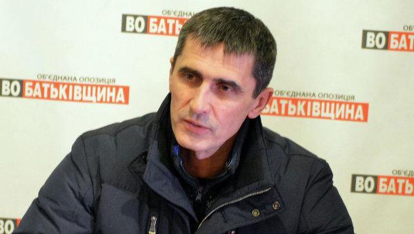 Генералният прокурор на Украйна подаде оставка