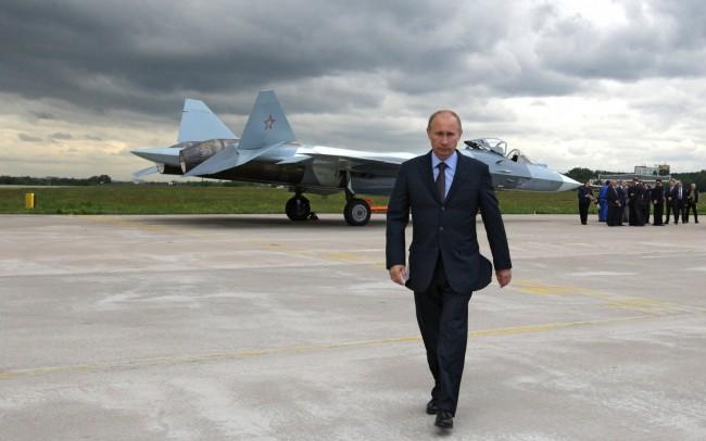 Путин: Русия е загрижена от милитаризирането на Украйна