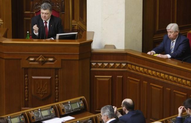 В Украйна ще наказват със затвор отричането на руската агресия