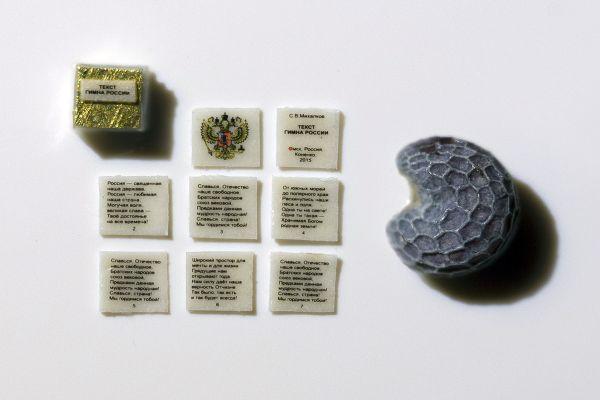 В Русия създадоха най-малката книга в света