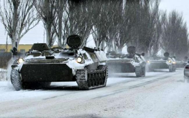 Донецките опълченци изтеглят военната техника, Киев отказва