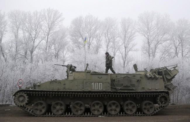 Опълченците продължават да призовават украинските военни в Дебалцево да се предадат