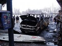 По време на преговорите в Минск, украинската армия е обстрелвала Донбас