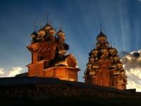 Дървените шедьоври на Русия