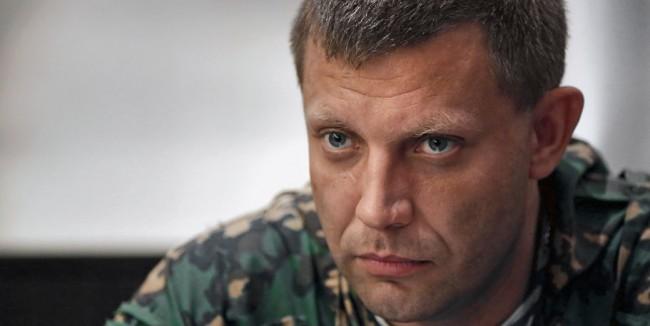 Захарченко към пленени украински военни: За Порошенко вие сте парче месо