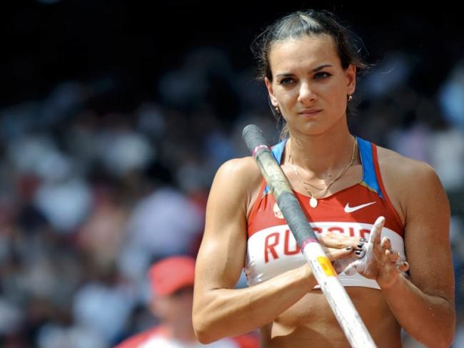 Исинбаева се завръща в големия спорт през 2016