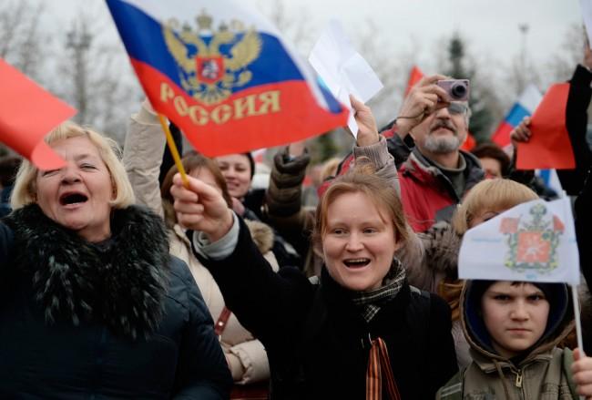 Крим отново е за Русия