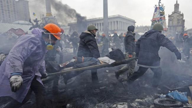 Сензационно от BBC: Убийствата на Майдана започнаха самите протестиращи