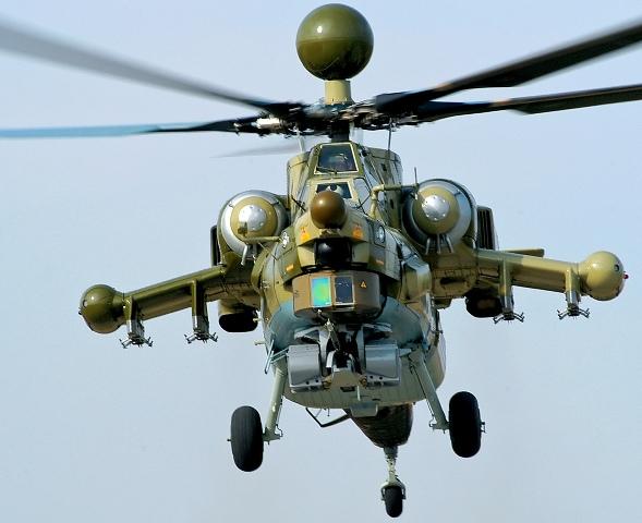 Ми-28Н – бойното острие на руската военна авиация