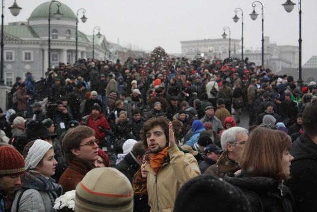 В Москва разрешиха траурно шествие за Немцов