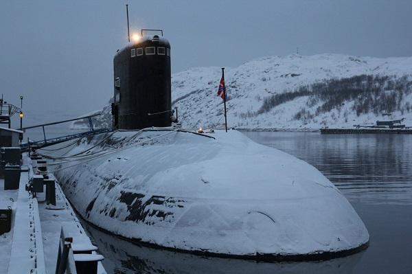 В Северна Русия провеждат изпитания на уникална подводница