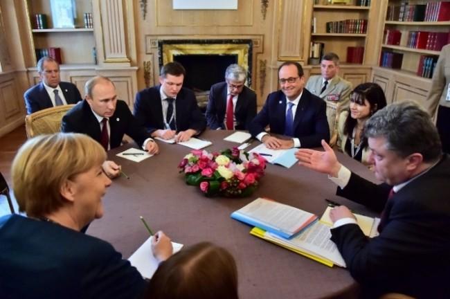 Преговорите в Минск са възобновени