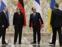 """""""Нормандската четворка"""" отбеляза необходимостта от стриктното спазване на споразуменията от Минск"""