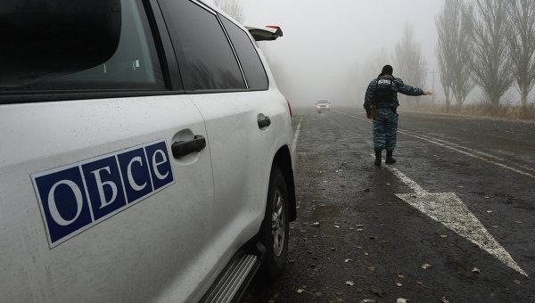 ОССЕ разказа за ужаса в Дебалцево