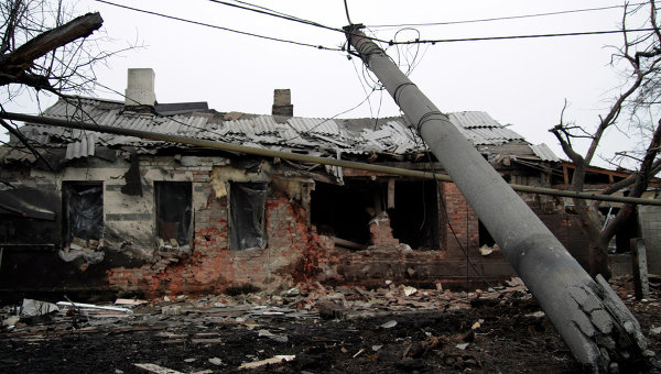 Украинската армия обстреля колона с бежанци, петима души загинаха
