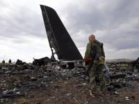 Открити са нови останки от разбилия се в Украйна малайзийски боинг