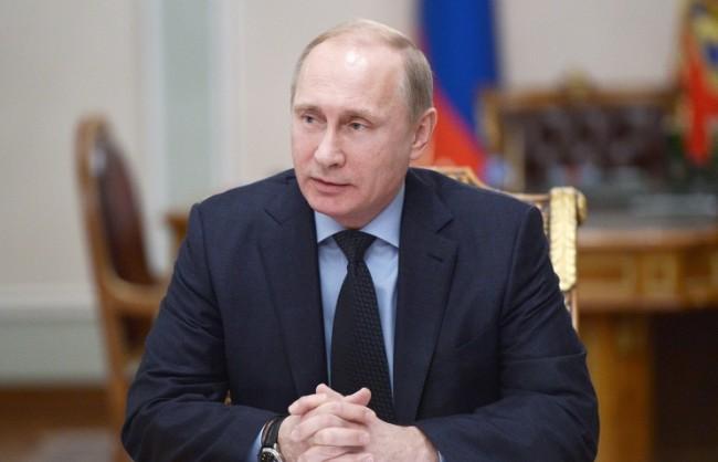 Путин обвини Запада за кризата в Украйна