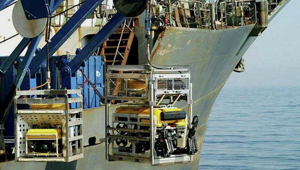 ЧФ на Русия получи дистанционно управляем апарат, способен да работи на дълбочина до 1 км