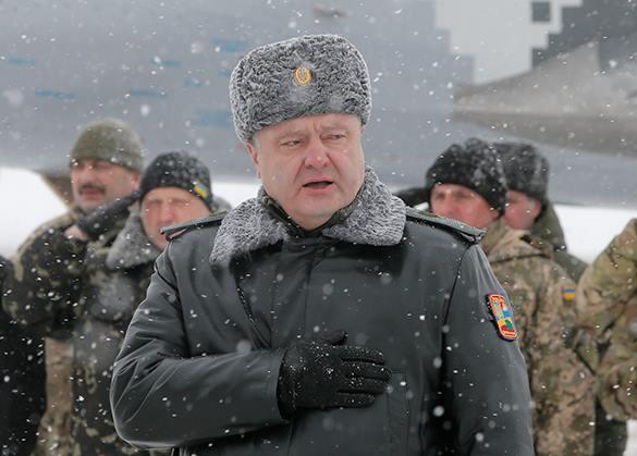 Киевската хунта разреши на командирите да стрелят по дезертьорите
