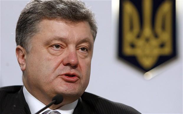 Порошенко призова Гърция да окаже натиск върху Русия