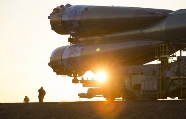 "Ракетата ""Союз-У"" с товарния кораб ""Прогрес М-26М"" бе изстреляна от космодрума Байконур"