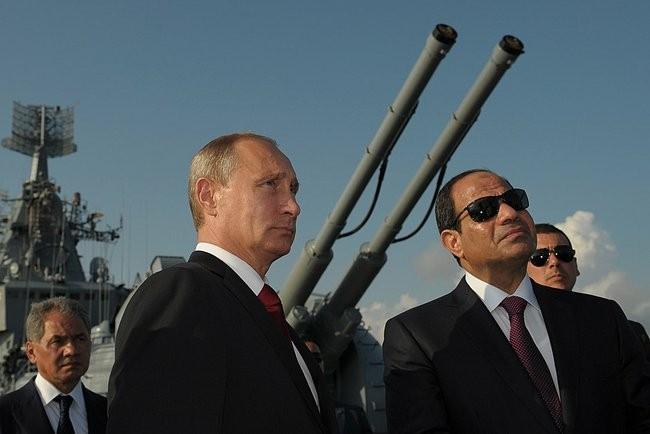 Путин ще посети Египет
