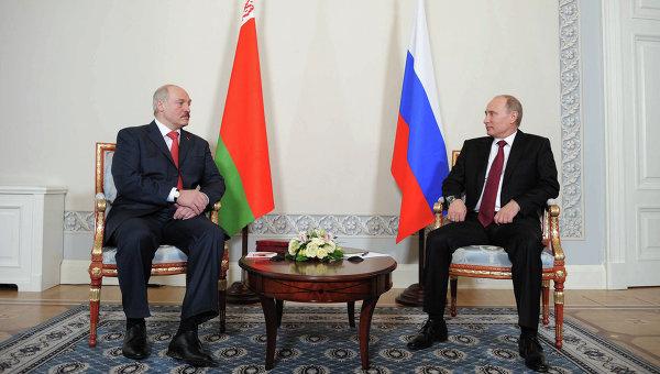 Путин и Лукашенко ще обсъдят въпросите на интеграционното сътрудничество