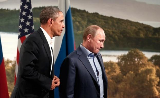 Путин и Обама обсъдиха ситуацията в Източна Украйна