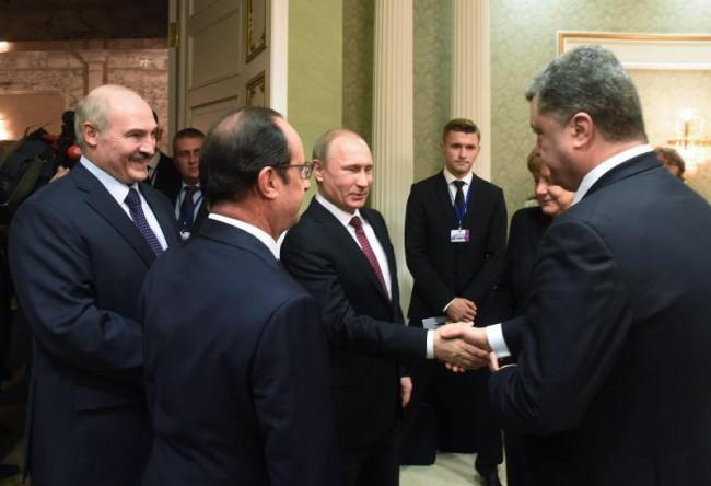 Путин за преговорите в Минск: Успяхме да се договорим за най-важното