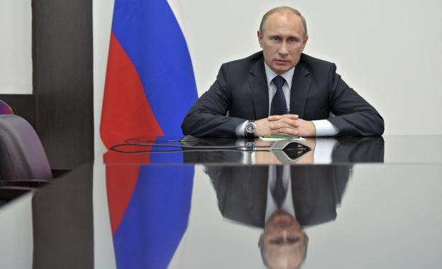 Путин е крайно обезпокоен от ситуацията в Донбас