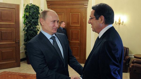 Путин: Военното сътрудничество между Русия и Кипър не е заплаха за никого