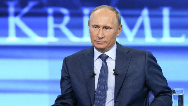 Отварят безплатна линия за въпроси към Путин