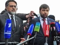Пушилин и Дейнего: Всеки опит на Киев да влезе в НАТО или друг антируски военен съюз е неприемлив за нас