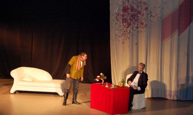 РКИЦ кани на спектакъл по разкази на А.П.Чехов