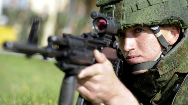 Нови автомати за руската армия