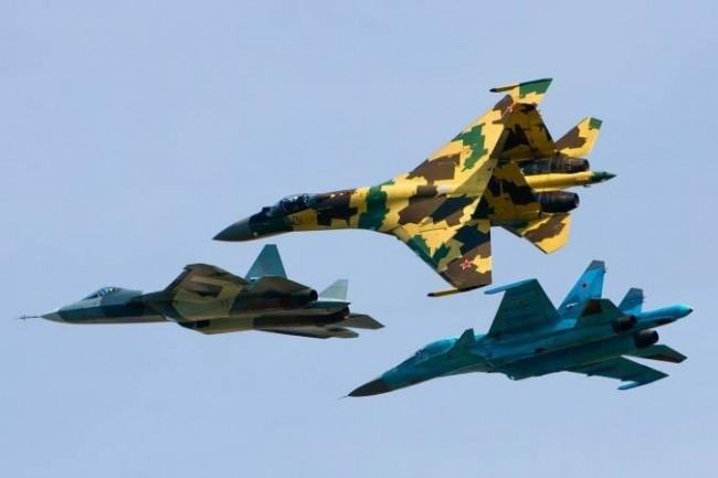 Производството на военни самолети в Русия достигна показателите на СССР през 80-те и надмина САЩ