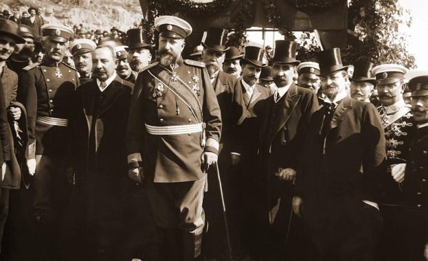 5 февруари 1909 г. Русия първа признава независимостта на България