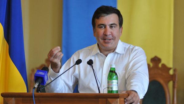 Саакашвили сравни Украйна с Габон