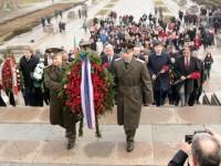 Стотици почетоха Деня за защитника на отечеството