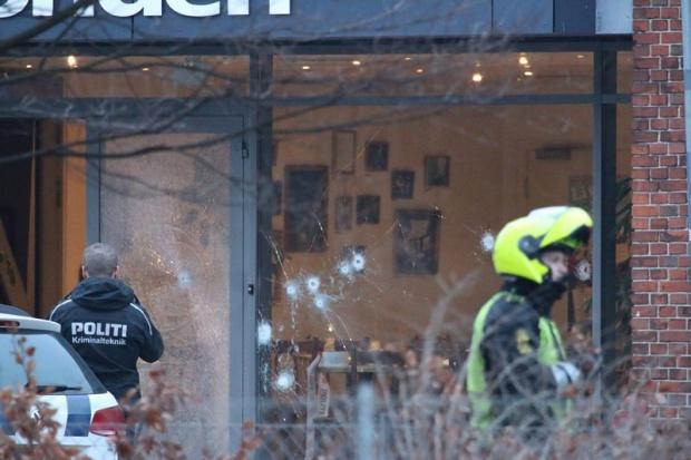 Покушение на шведският карикатурист Ларс Вилкс в Копенхаген, има загинал и ранени