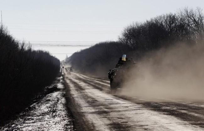 Опълченците призовават Киев да прекрати съпротивата в Дебалцево