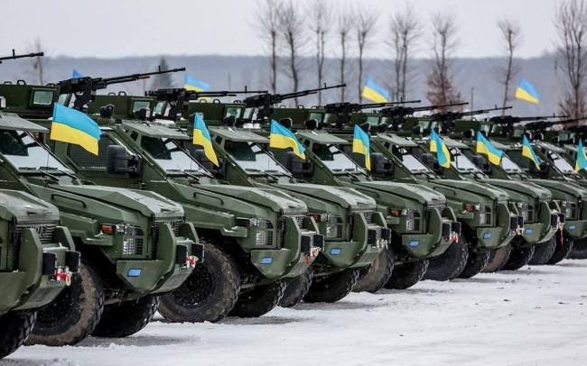 Украйна започва да изтегля артилерията си