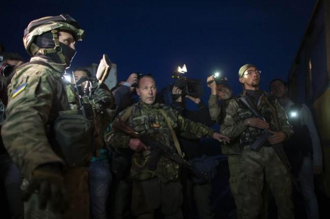 Донбас. Размяна на пленници. Ужасите на плена (видео)