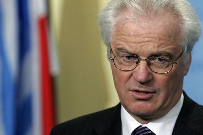 Чуркин: провалът в Минск може да доведе до ескалиране