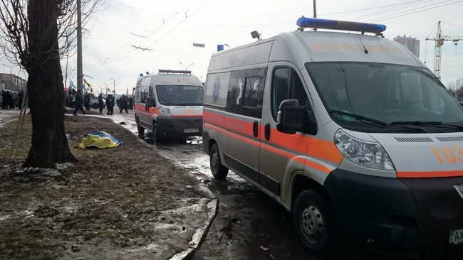 Взрив уби трима в Харков