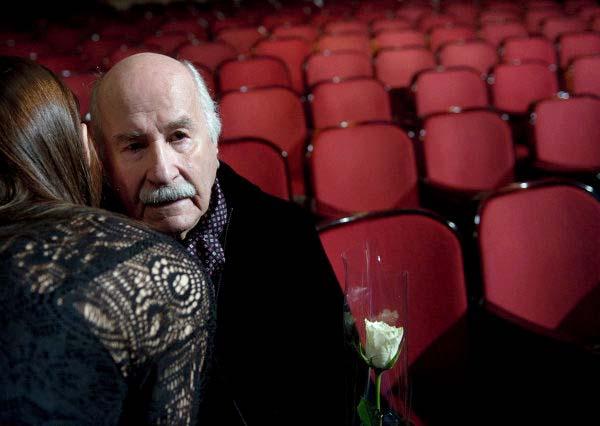 Владимир Зелдин отбеляза юбилея си с постановка