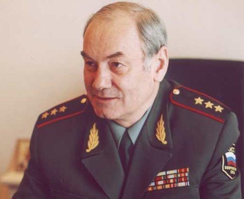 Генерал Леонид Ивашов