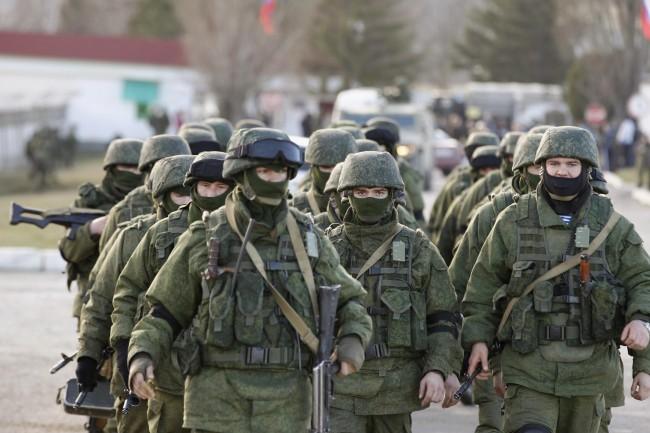 """Холандските експерти не намериха """"воюваща руска армия"""""""