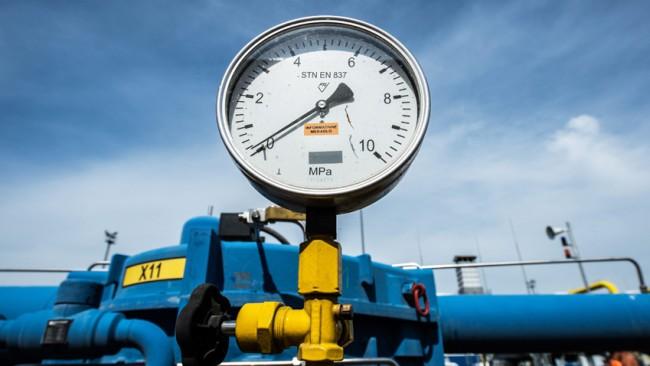 Украйна вече получава руски газ с отстъпка от $100