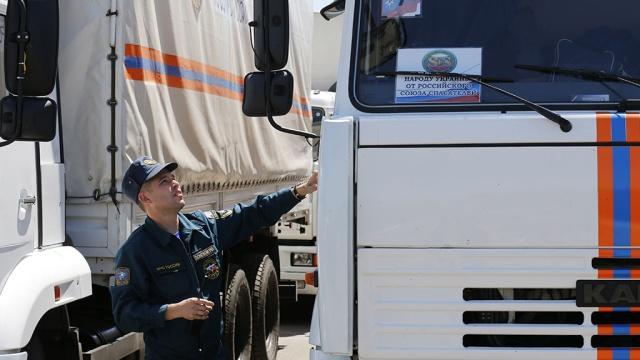 Русия ще изпрати 14-ти хуманитарен конвой за Донбас